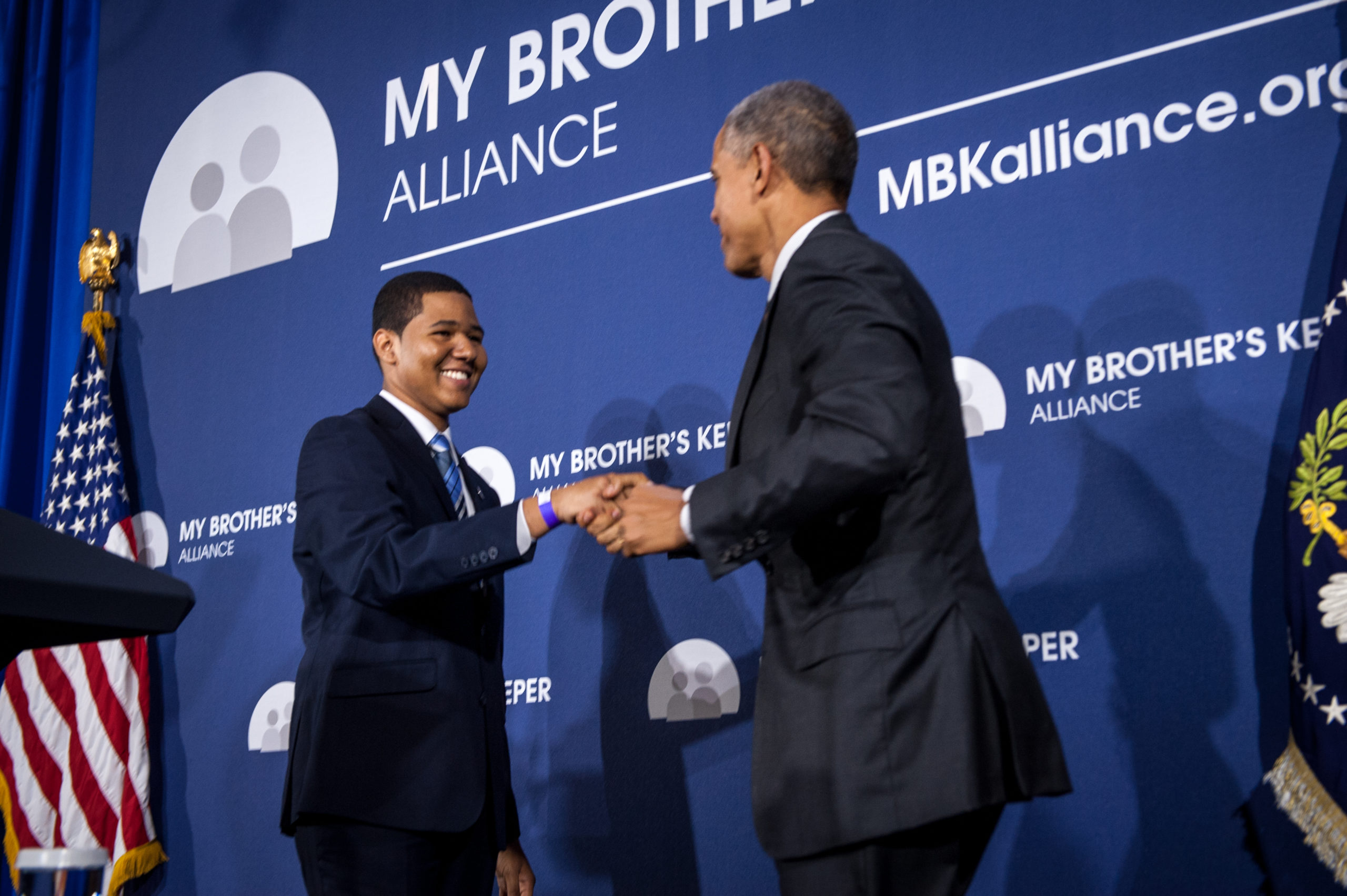My Brother's Keeper Alliance Launch
