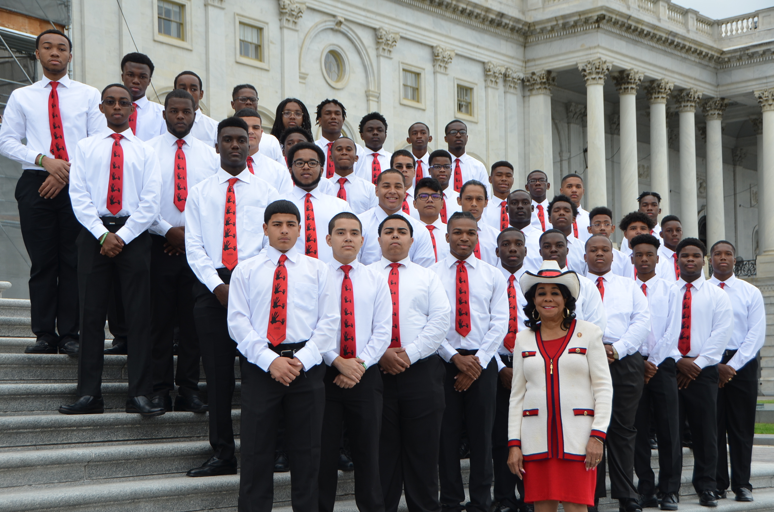 SPOTLIGHT ON COMMUNITY PARTNER - Congresswoman Frederica Wilson and the 5000 Role Models of Excellence