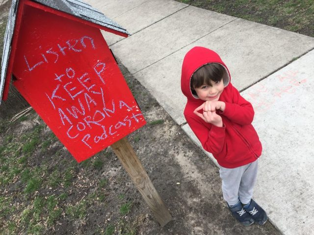 Five-year-old Chicagoan Launches