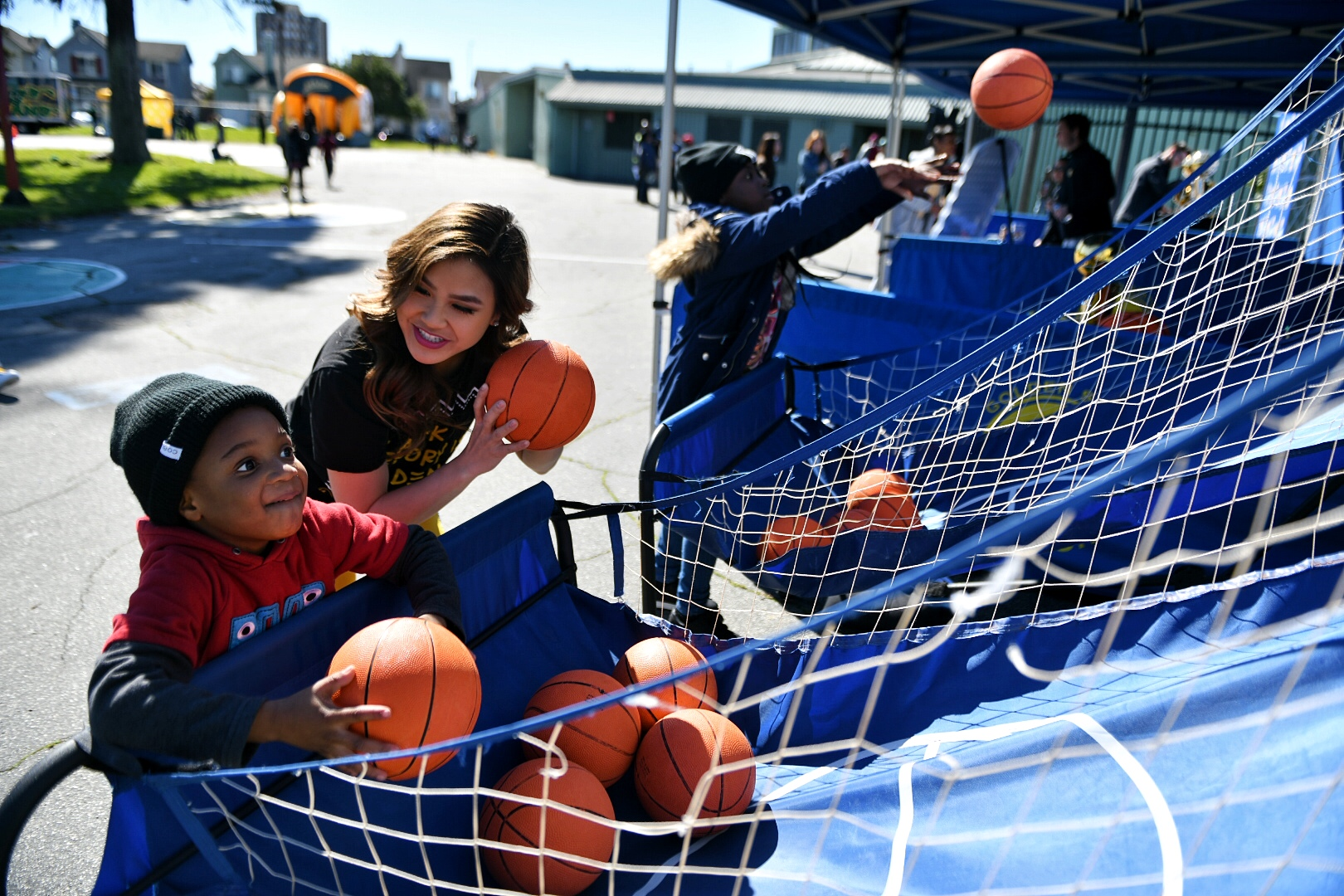 MBK Rising! Day of Service (Oakland, CA) - Check out a recap of MBK Rising! here.