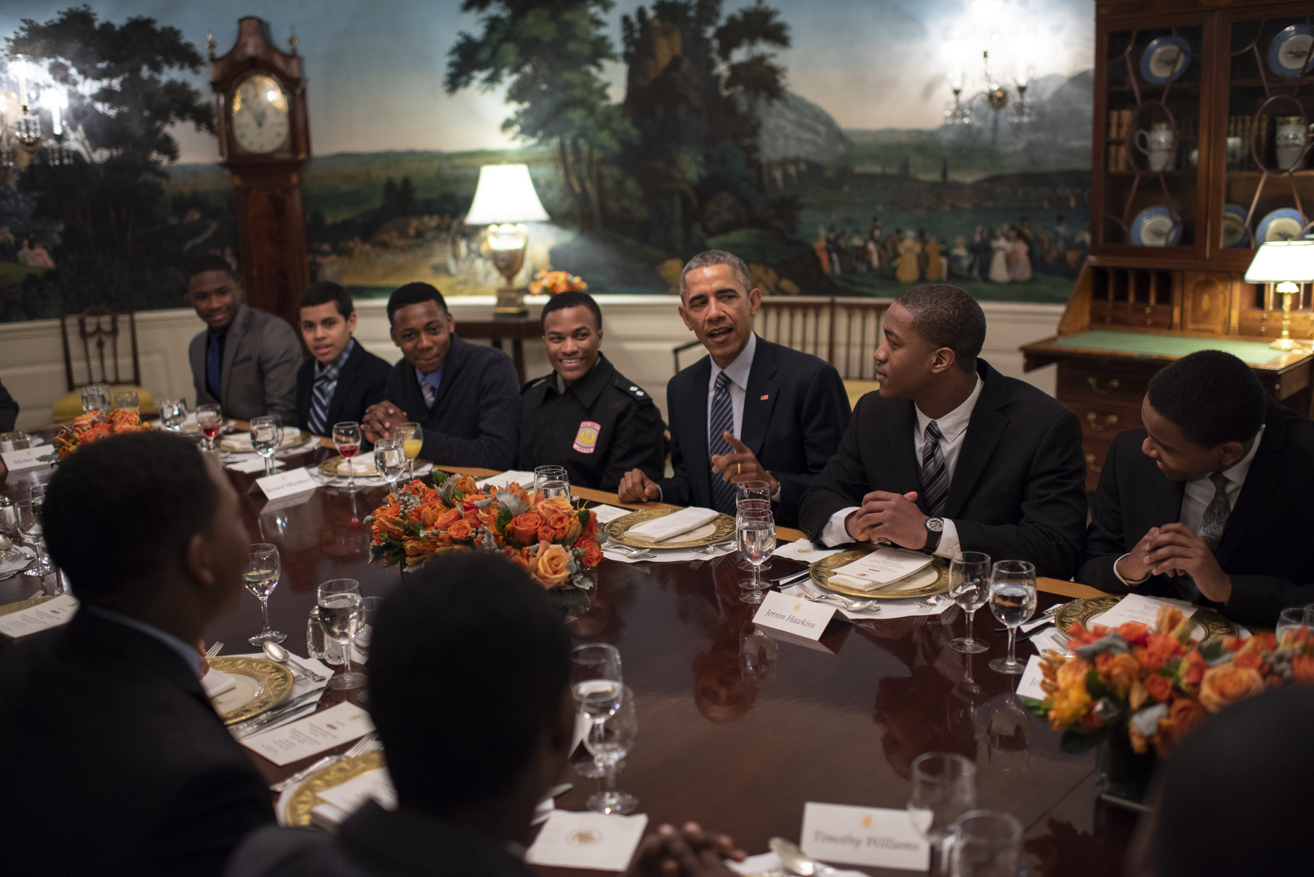 White House Mentee Luncheon