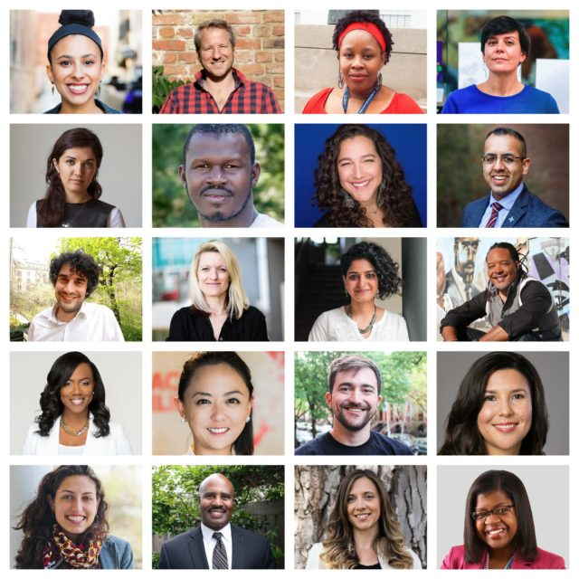 Announcing: The Inaugural Class of Obama Foundation Fellows