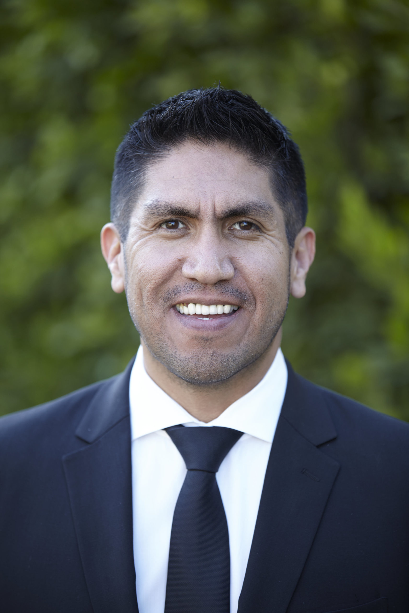 Julio Marcial, Senior Director, Youth Justice, Liberty Hill Foundation