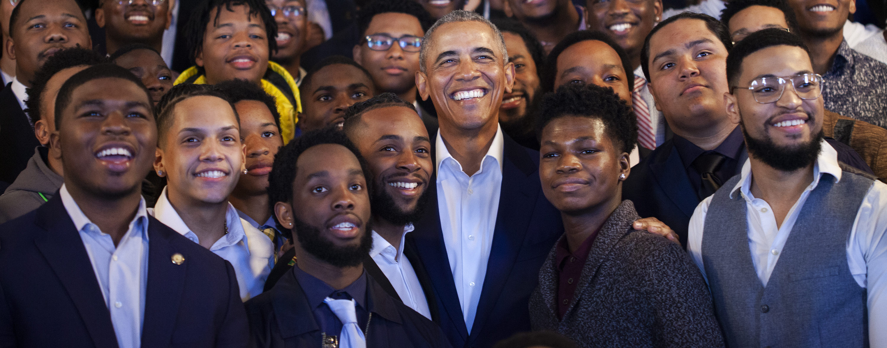 The Obama Foundation's My Brother's Keeper Alliance