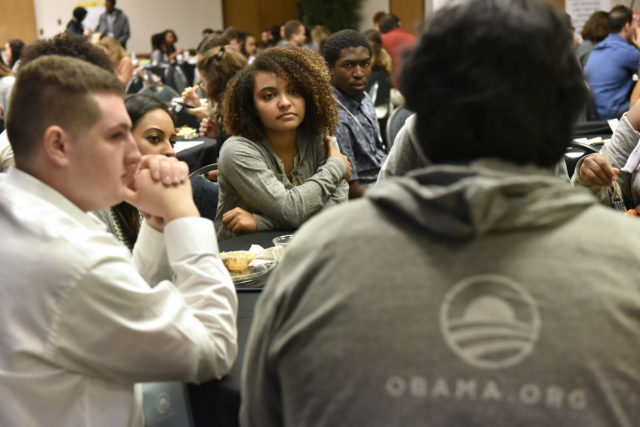 Obama Foundation Community Leadership Corps Kicks Off in Phoenix, Columbia, and Chicago