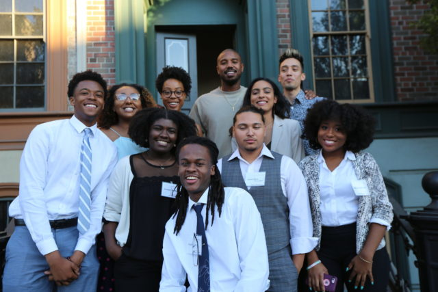 IT STARTED AT MBK RISING! - Michael B. Jordan Outlier Society Youth Fellowship