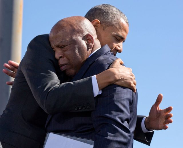 President Obama's reflections on the loss of Rep. John Lewis