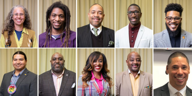 THE MBK IMPACT COMMUNITY LEADERS - Ten Leaders Making A Difference for Boys and Young Men of Color