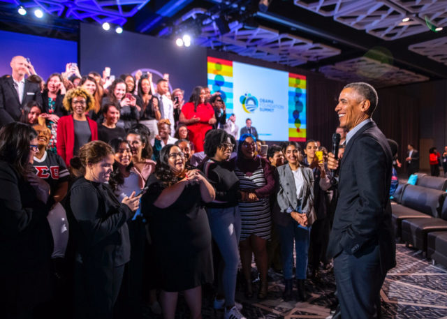 Obama Foundation Programs Come Together in Chicago for Summit